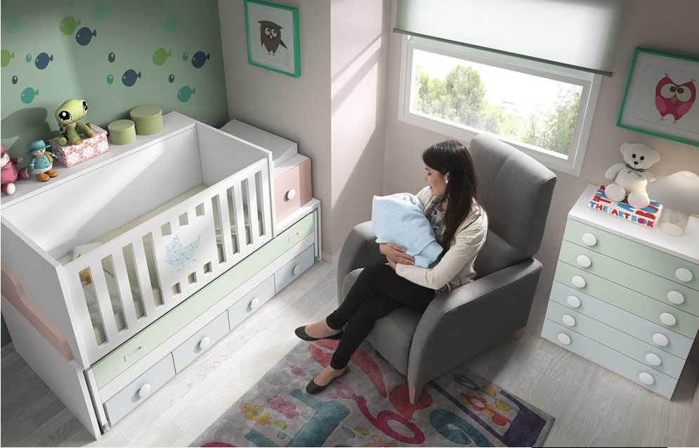 Mobiliario para bebé | Muebles Ibáñez - tienda de muebles en Torre ...