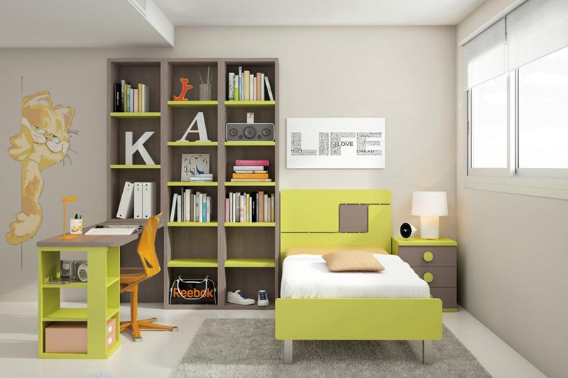 Dormitorios juveniles camas muebles ib ez tienda de - Dormitorios juveniles murcia ...