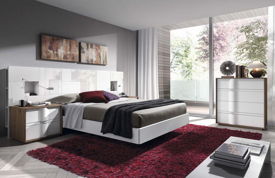 Dormitorios moderno muebles ib ez tienda de muebles for Dormitorios matrimonio juveniles modernos