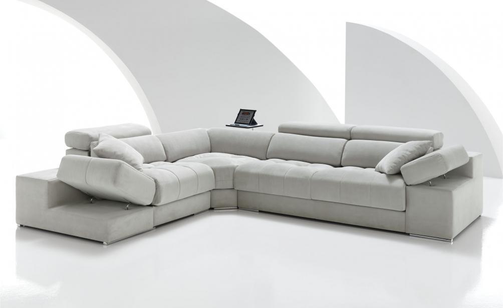 Sof s rinconera muebles ib ez tienda de muebles en for Muebles sofas modernos