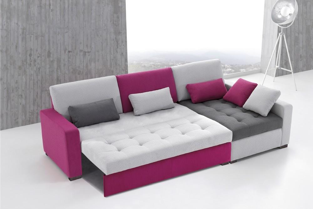 Sof s cama muebles ib ez tienda de muebles en torre - Sofa cama juvenil ...