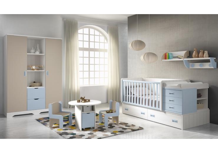 mobiliario de bebe