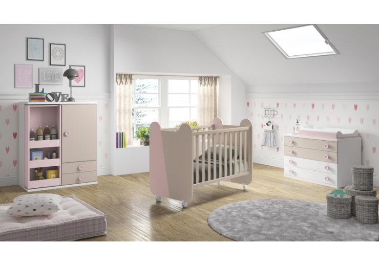 Mobiliario para beb muebles ib ez tienda de muebles for Mobiliario para bebes
