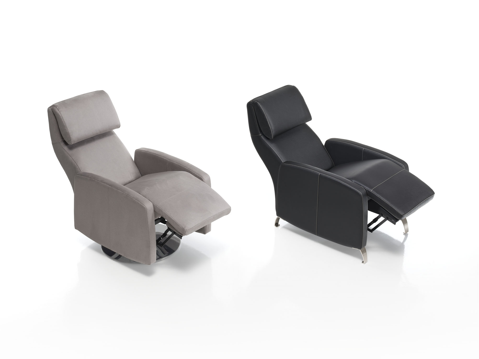 Sillones relax silln relax de diseo modelo lounge with - Sillones reclinables relax ...