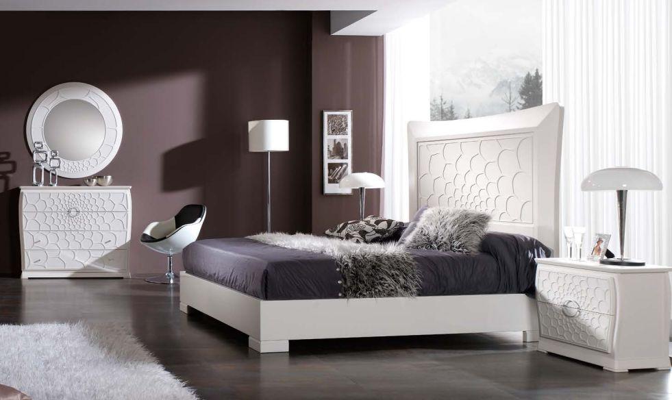 Dormitorios rom ntico muebles ib ez tienda de muebles for Muebles torre pacheco