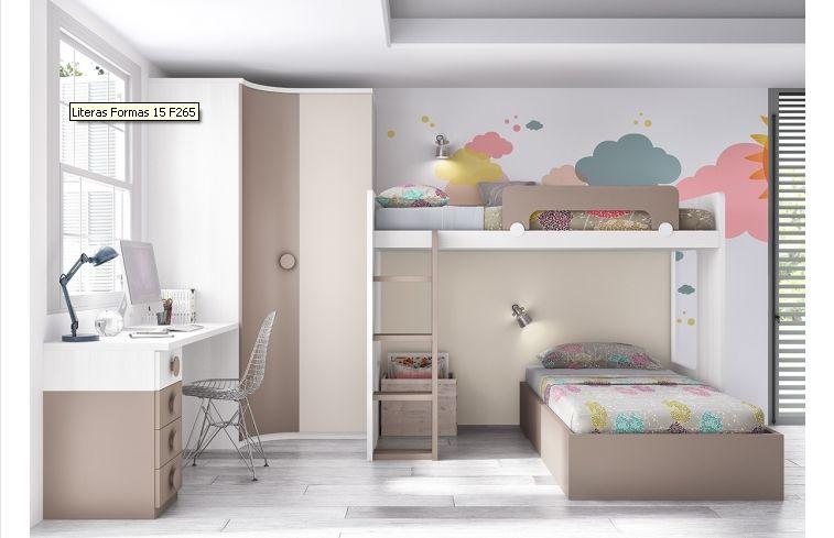 Muebles juveniles formas juveniles u mobles saima - Formas muebles juveniles ...