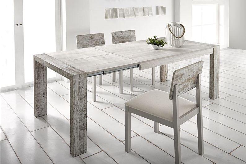Mesas comedor y sillas mesas de comedor muebles ib ez - Imagenes de mesas de comedor ...