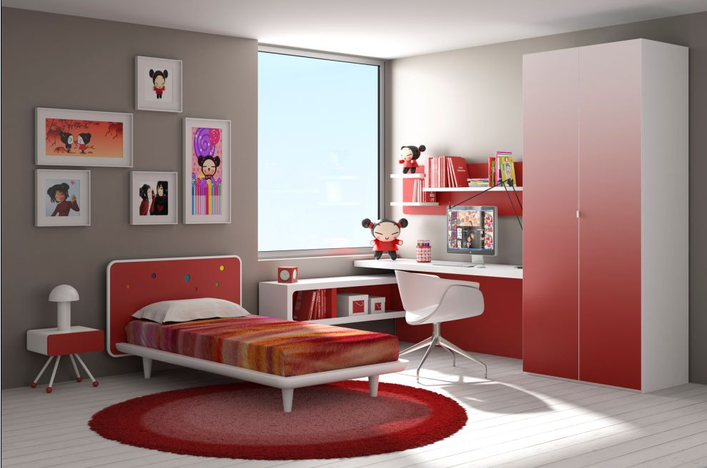 Dormitorios juveniles camas muebles ib ez tienda de for Muebles torre pacheco